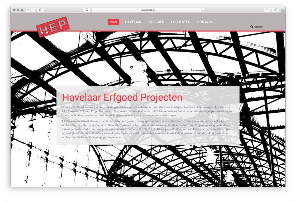 HEP Havelaar Erfgoed Projecten