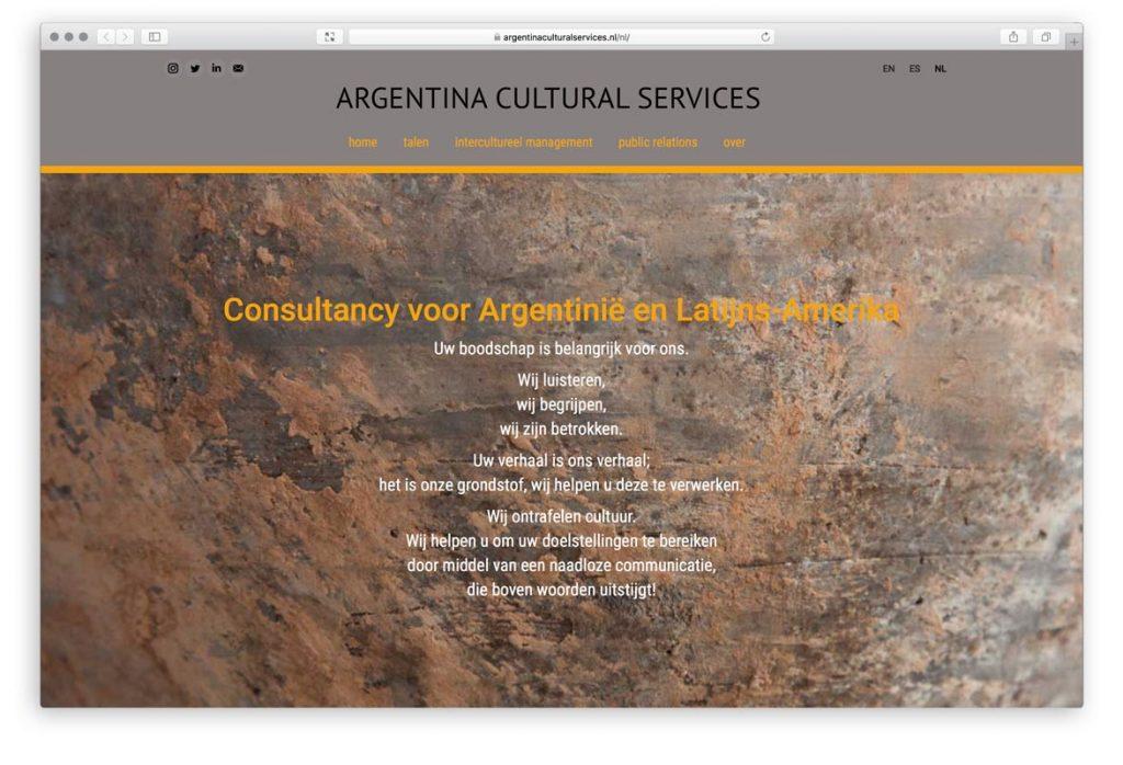 Argentina Cultural Services