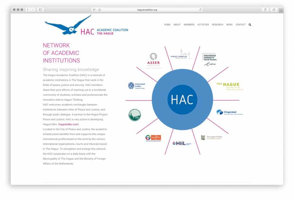 The Hague Academic Coalition