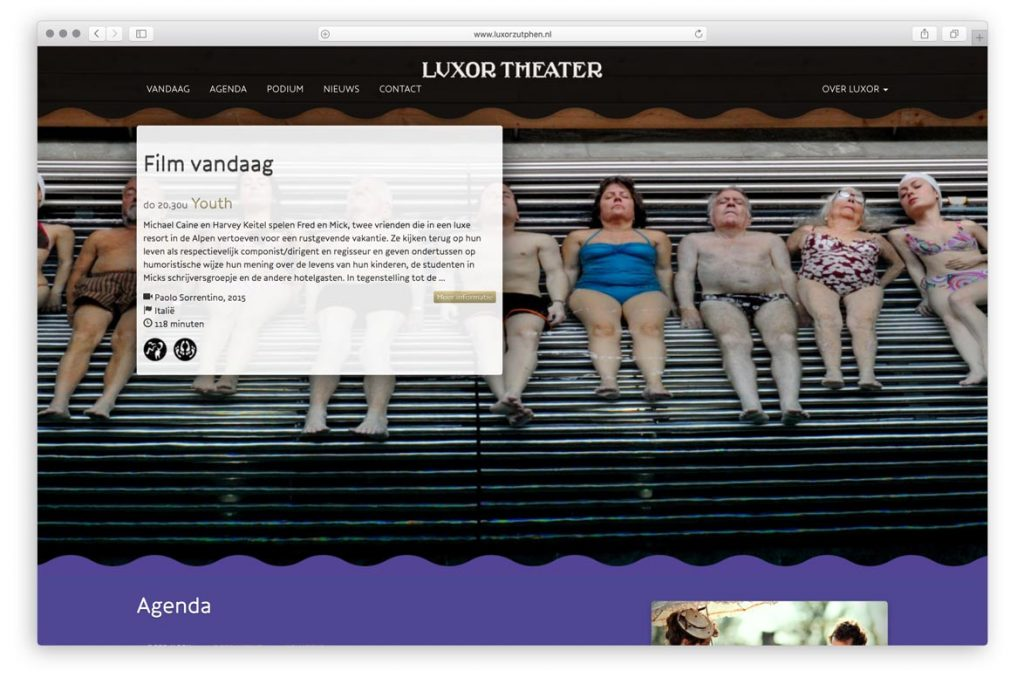 Luxor theater Zutphen
