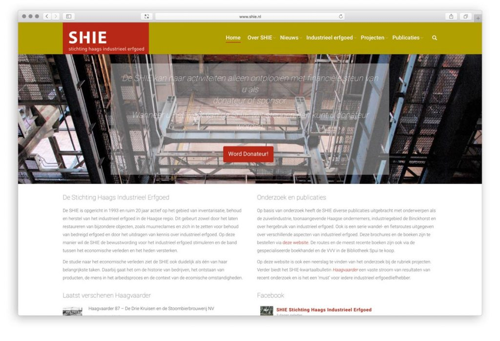Stichting Haags Industrieel Erfgoed (SHIE)