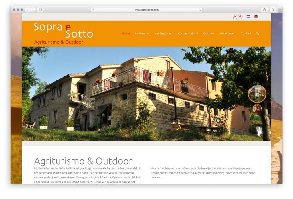 Sopra E Sotto Agriturismo & Outdoor
