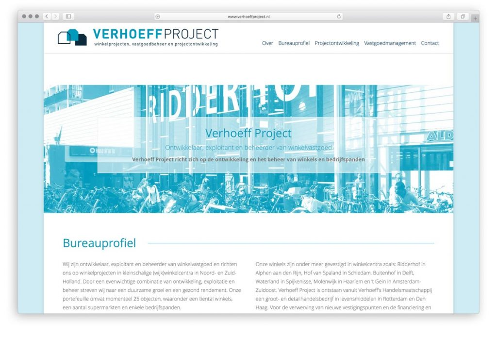 Verhoeff project